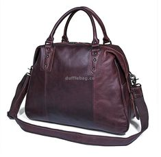leather travel bag women's Crossbody Bags For Travel, Duffle Bag Travel, Leather Duffle Bag, Leather Bags, Travel Bags For Women, Leather Men, Gym Bag, Purses, Leather School Bag
