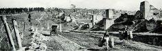 Topkapı'dan Edirnekapı'ya bakış / 1933