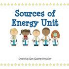 This mini unit om Sources of Energy includes an energy sort (light, heat, and sound). It also includes an activity that requires students to identi. The New School, New School Year, Hands On Activities, Science Activities, Science Ideas, Science Penguin, Force And Motion, Home Schooling, Teaching Science
