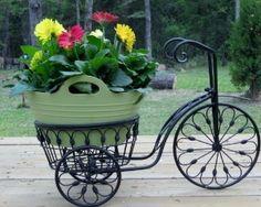 Yard Garden Porch Plant Stand Flower Pot Holder...