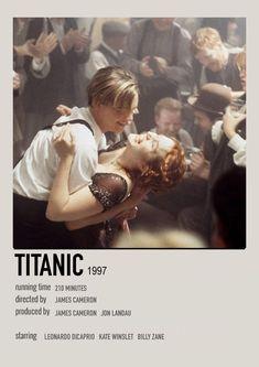 titanic polaroid poster