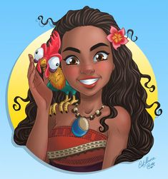 I am MOANA from motonewi you will bored my boat and sail across the sea and restor the ❤️ of tafeti