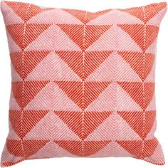 peak decorative pillow
