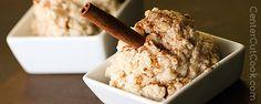 Stovetop Cinnamon Rice Pudding