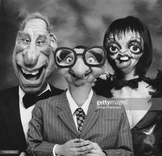 Puppet Show, Puppet Theatre, Theater, Ventriloquist Dummy, Spitting Image, Poster Pictures, Old Toys, Akita, Satire