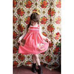 Hello Kitty Tea Cup Dress