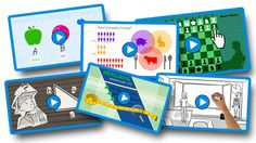 Education Solutions | Moovly - Create Animated Content Like A Pro - Online Software to Create Animated Videos and Presentations