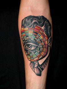 Pietro Sedda - color wheel