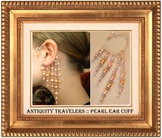1000 Images About Jewelry Arm Amp Ear Cuffs On Pinterest