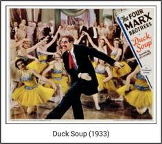 Duck Soup Lobby Card (1933)