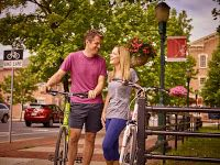 Find bike trails throughout the Cumberland Valley this spring. Explore scenic back roads and downtown routes!