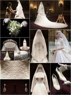 Tweet In case you're in London this summer check out the wedding dress on display of Kate Middleton, oopsy and pardon me, it's now Catherine the Duchess of Cambridge. We saw it on television and in...