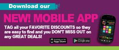 Download our NEW Mobile App to keep up with Woodbury Days while you're on the go!  Download the app at the Google Play store or Apple store.  It provides a schedule of events that people can add to their calendars, a list of discounts and deals, where to buy the Button of Savings, Maps,  information on ride passes, booth numbers and information, notices on changes and other details about Woodbury Days. #Woodburydays