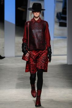 Kenneth Cole Collection | Fall 2014 Ready-to-Wear Collection | Style.com