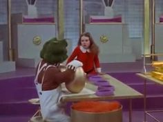 Expected/Unexpected Behavior   Charlie and the Chocolate Factory-tons of examples, but especially when Veruca demands the geese's eggs (original version) or squirrel (2005 version).  Pinned by @mhkeiger. #socialthinking