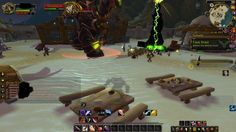 The Alliance and Horde were Hell-bent on killing each other at spawn #worldofwarcraft #blizzard #Hearthstone #wow #Warcraft #BlizzardCS #gaming
