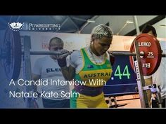 A Candid Interview With Natalie Kate Salm | Powerlifting University