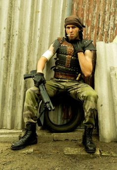 Meanwhile In Wasteland by Tharrk.deviantart.com Fallout cosplay