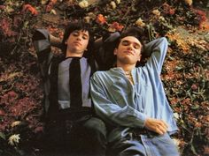 Morrissey & Marr. Before the bond was severed.