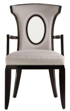 Barbara Barry - Graceful Arm Chair