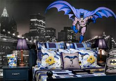 Practical designs for a boys bedroom
