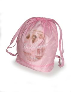 1be0ee1d13edd cute Papillon Ballerina bag perfect for your little dancer to take to dance  class. £