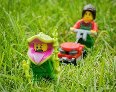 Gardening #lego