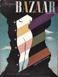 Harpers Bazaar March 1 1939 - EphemeraForever.com