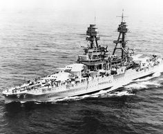 USS Pennsylvania a sister ship to the USS Arizona