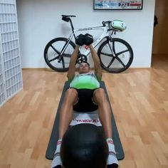 Bench Ab Workout, Emom Workout, Gym Workout Tips, Dumbbell Workout, Boxing Workout, Workout Videos, Movement Fitness, Spartacus Workout, Ironman Triathlon