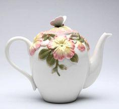 Apple Blossom tetera