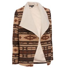 Fate Aztec Print Jacket Was: $300.00                     Now: $139.99