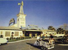 El Rancho Casino vintage Las Vegas