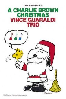 Charlie brown christmas vince guaraldi trio piano solo vocal chords
