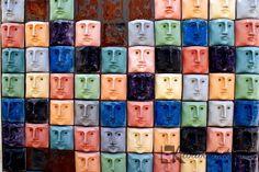 caras colores lola kabuki #love #art #watercolor #paintings #illustration