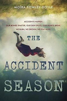 The Accident Season : Every October, Cara's mother hides all of the knives in their home. It's a season her entire family dreads, when they all become extremely accident prone. Sometimes it's simple bumps and bruises, sometimes it's worse—like the October Cara's father died. Those few unexplained dangerous weeks are baffling to Cara, but this year is different and she refuses to continue to be October's victim. Haunting and magical, this Irish import is perfect reading for those...