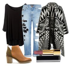 152229_sarao07 by sgb007 on Polyvore featuring Accessorize, Genetic Denim, Miista and Chanel