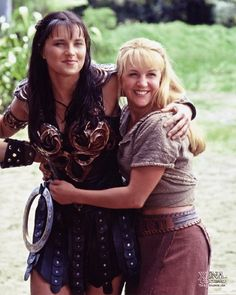 lucy lawless renee o connor 2019 Lucy Lawless, Prince Warrior, Xena Warrior Princess, Xena And Gabrielle, Paddy Kelly, Divas, Celebs, Celebrities, Warrior Princess