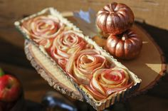 How to Make a Rose Apple Tart