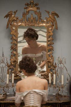 Keira Knightley in Anna Karenina What a beautiful movie this was.