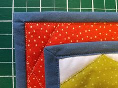 The Quilt Binding Method that Changed My Life - Part 3 of 3 Quilt Patterns Free, Free Pattern, Quilt Binding, Dresden Plate, Hexagon Quilt, Change My Life, Hand Quilting, Baby Quilts