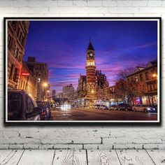 Octo Treasures is where artists, photographers, and commercial decorators go when they want their most important work printed and their most important spaces decorated.  Start creating your own customized wall art click the link for more info https://www.octotreasures.com  Style Your Home Today With This Amazing Cityscape Lights Evening Clouds Landscape Art Silk Poster Home Decor Picture 12x18 16X24 20x30 24x36 Inch Unframed Free Shipping For $13.00