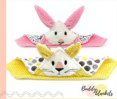 Animal Buddy Blankets: Shannon Fabrics Cuddle Luxury Fleece | Sew4Home
