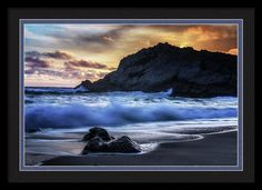 California Framed Print featuring the photograph Traces by Marnie Patchett