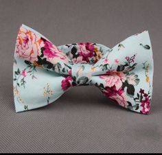 Strap is (10-18 Inches) Pre-Tied bowtie Bow Tie 12CM * 6CM Specifics Item Type Ties Pattern Type Floral Department Name Adult Brand Name bow ties