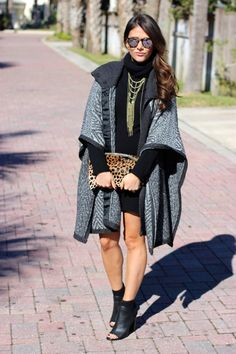 Perfect Poncho - For