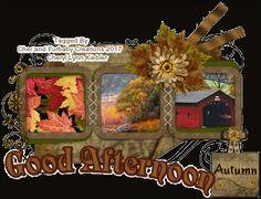 Autumn Days - Good Afternoon