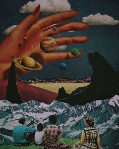 Hey guys for today's post I want to share with you some weird but true facts that you should know about. Surreal Collage, Surreal Art, Collage Art, Collages, Psychedelic Art, Retro Futurism Art, Pop Art, Photographie Portrait Inspiration, Colossal Art