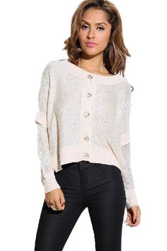 http://monumentallorenzogarza.com/2luv-womens-glitzy-sequined-ribbed-sweater-cardigan-p-553.html