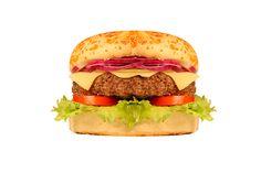 MEDEME! HEINEKEN BURGER: Pão especial, hambúrguer de contra file temperado na cerveja Heineken (250g), queijo mozzarella, cebola roxa, alface americana e tomate.